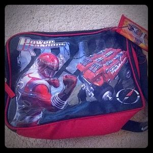 Power Rangers Tote bag